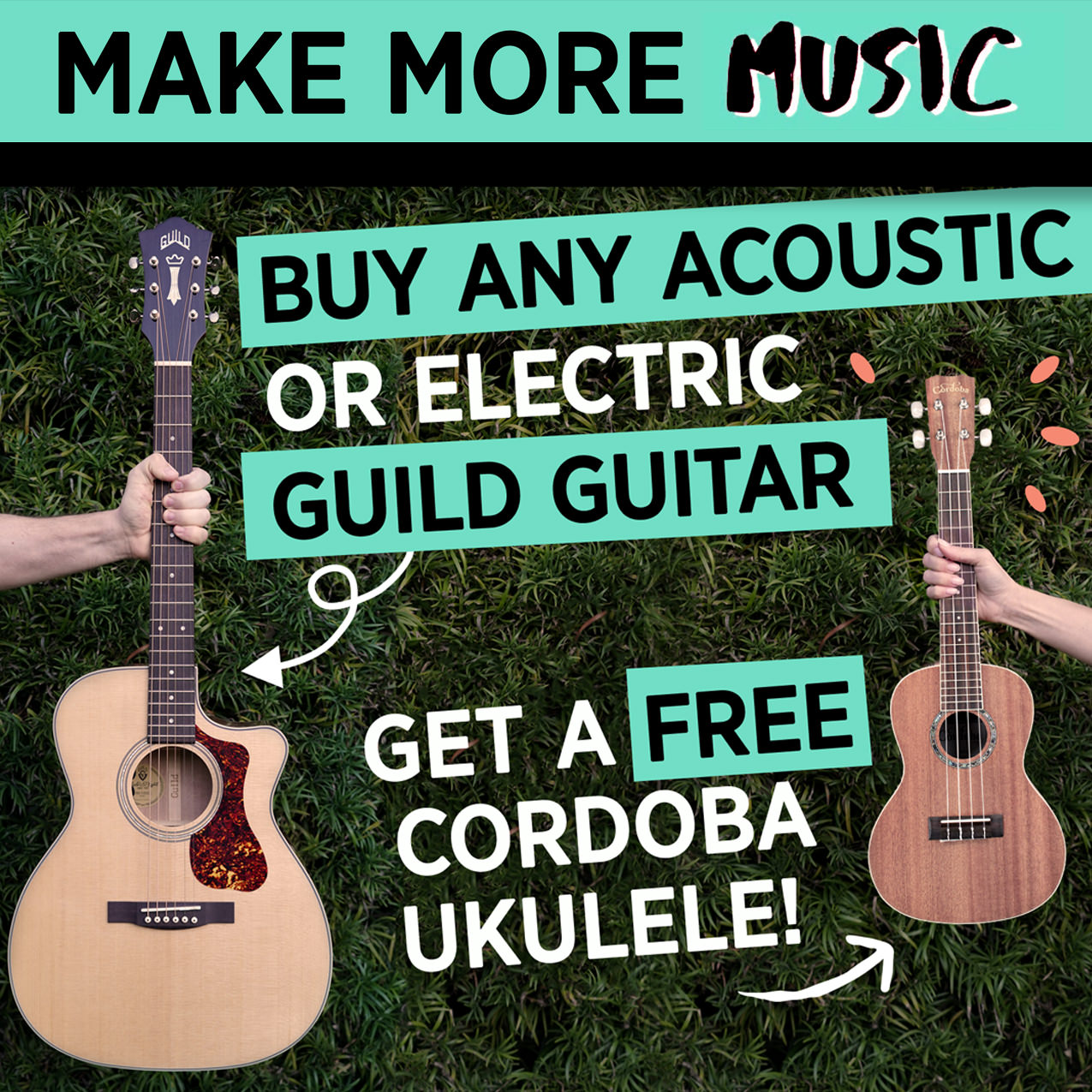 Make More Music!