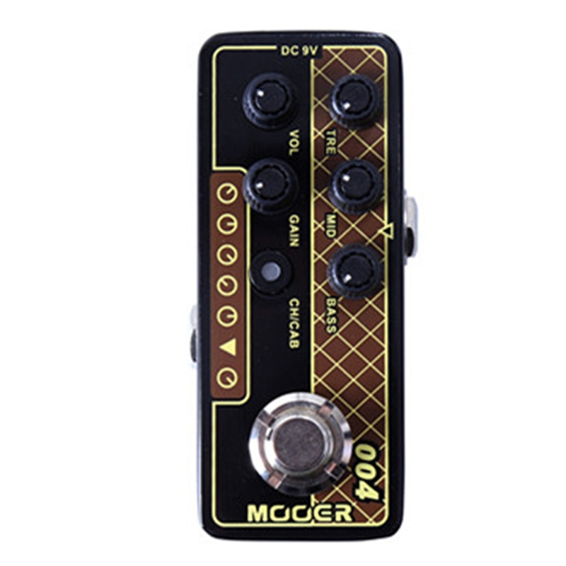 Mooer Micro Preamp 004 Day Tripper Guitar Effects Pedal