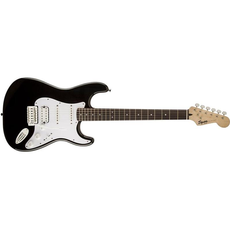 Squier Bullet Strat Electric Guitar - Black