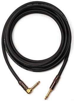 Mogami Platinum Guitar 03R 3ft Instrument Cable GH Copper Core Plugs