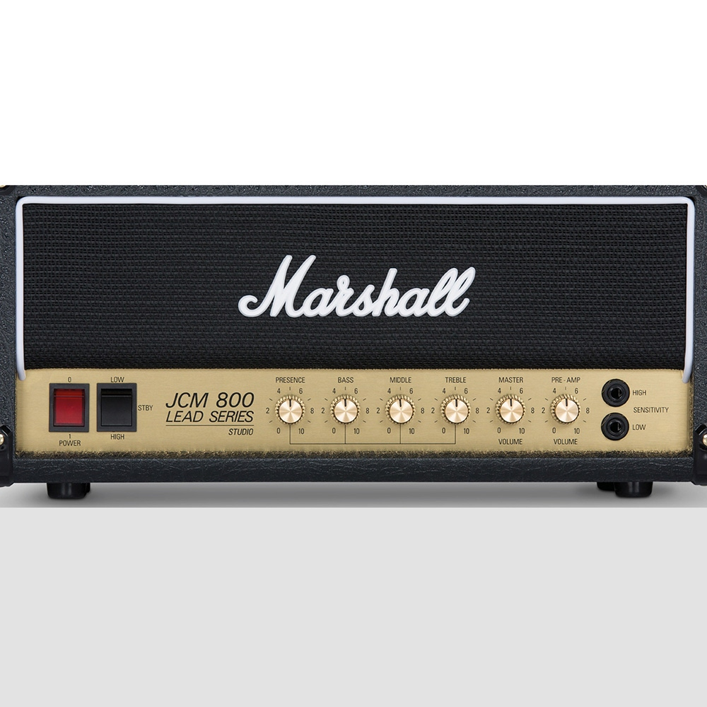 pitbull audio marshall amps sc20h studio classic 20w guitar amp head b stock. Black Bedroom Furniture Sets. Home Design Ideas