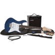Yamaha Gigmaker Electric Guitar Starter Package (Blue)