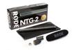 Rode NTG2 Multi-Powered Shotgun Microphone