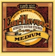 6-Pack Ernie Ball 2002 Earthwood 80/20 Bronze Acoustic Guitar Strings (13-56)