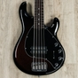 Ernie Ball Music Man BFR StingRay5 Special 5-String Bass Guitar, Ginger Burst