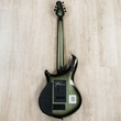 Ernie Ball Music Man BFR Majesty Guitar, Inlay and Fret Marker Delete, Gremlin Sparkle