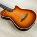 Godin 032495 MultiAc Grand Concert Duet Ambiance Acoustic-Electric Guitar with Bag - Ambient Light Burst HG