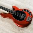 Ernie Ball Music Man Stingray Special Bass Guitar, Roasted Maple Neck w/ Ebony Fretboard, Ghost Pepper
