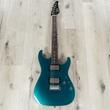 Suhr Pete Thorn Signature Guitar, Rosewood Fretboard, Ocean Turquoise Metallic