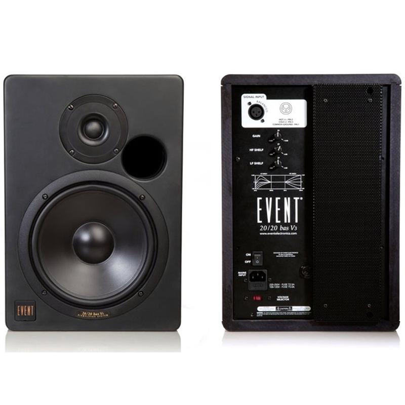 Event 20/20BAS V3 Active Studio Monitor (Single)