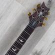 PRS Paul Reed Smith Custom 24 Semi-Hollow 10-Top Guitar, Fire Red Smokeburst