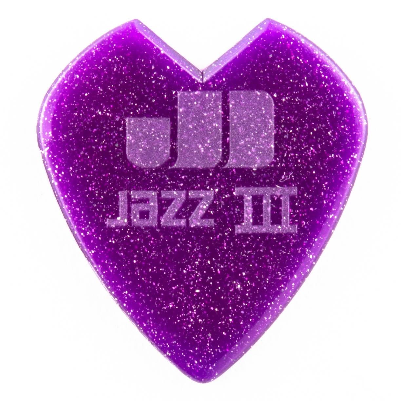 pitbull audio dunlop kirk hammett purple sparkle jazz guitar picks purple 24 pack. Black Bedroom Furniture Sets. Home Design Ideas