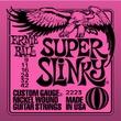 Guitar Strings Combo 25 Sets pack Ernie Ball 2221 Regular & 2223 Super Slinky