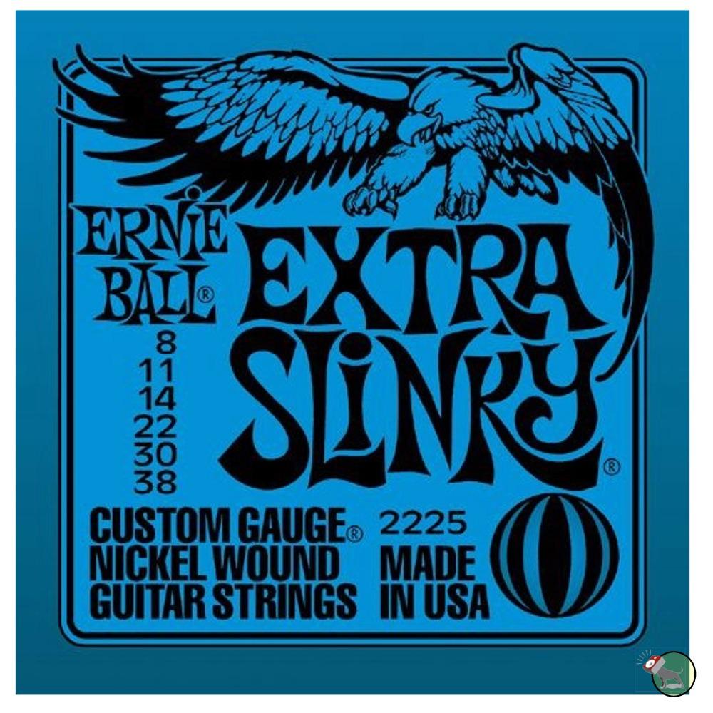 Electric Guitar Ernie Ball : ernie ball 2225 extra slinky nickel wound electric guitar strings 8 38 ebay ~ Hamham.info Haus und Dekorationen