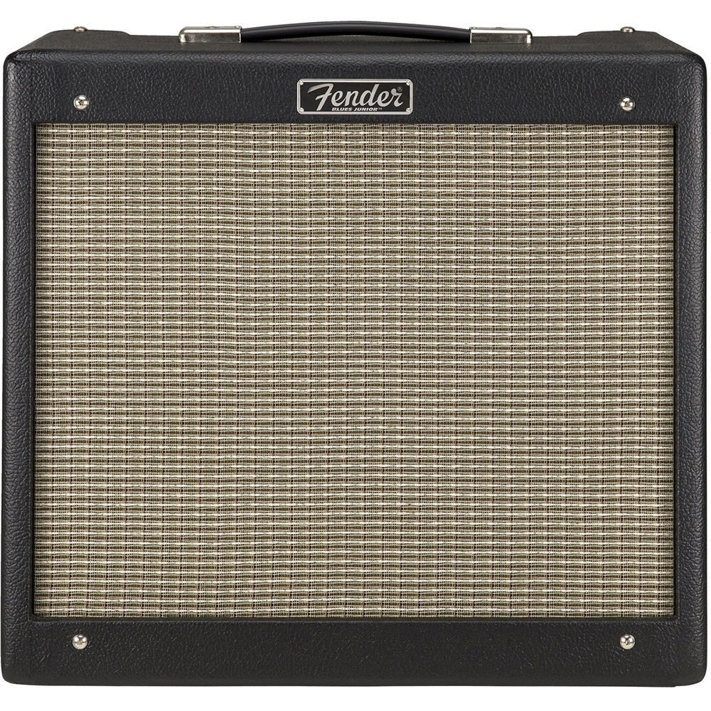 pitbull audio fender blues junior iv guitar combo amplifier 15 watt. Black Bedroom Furniture Sets. Home Design Ideas