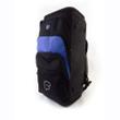 Fusion PB-06-B Premium Triple Trumpet Gig Bag - Black/Blue