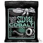 Ernie Ball 2726 Cobalt Not Even Slinky Electric Guitar Strings (12-56)