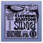 Ernie Ball 2839 Electric 6 String Baritone Guitar Strings Round Wound Short