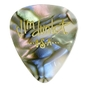 Dunlop 483P14TH Celluloid Classic Guitar Picks, Abalone, Thin (12-Pack)