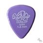 72 Jim Dunlop USA 41R1.5 Delrin 500 Standard Pack 1.5mm Purple Guitar Picks