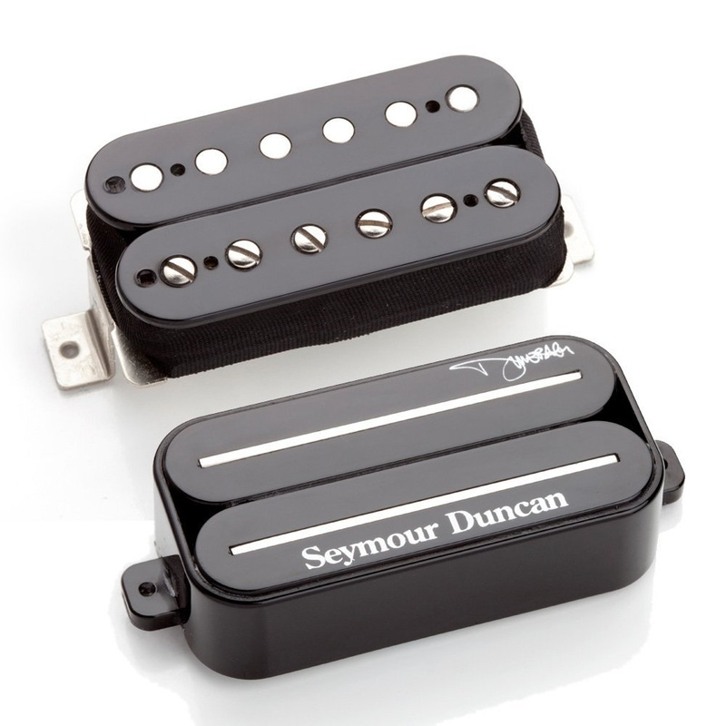 Seymour Duncan Dimebag Darrell Signature Humbucking Pickup Set - Black