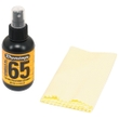 Dunlop 654C Formula 65 Cleaner and Polish with Polish Cloth (4 oz.)