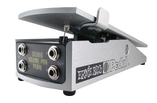 Ernie Ball 6165 Passive Stereo Volume/Pan Instrument Effect Pedal