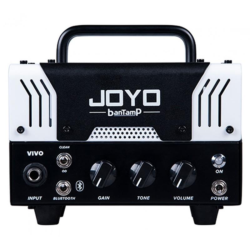 pitbull audio joyo bantamp vivo 20 watt mini guitar amplifier head. Black Bedroom Furniture Sets. Home Design Ideas