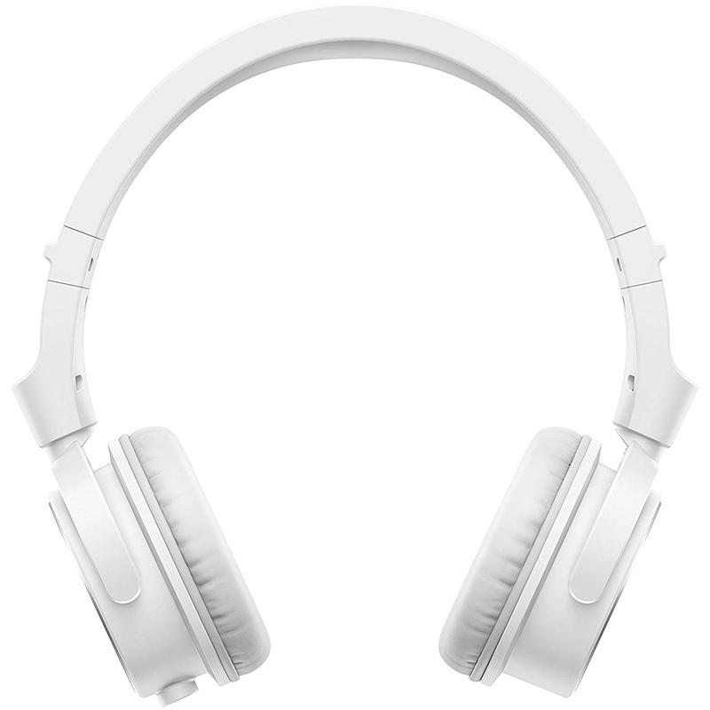 Pioneer DJ HDJ-S7 Professional On-Ear DJ Headphones, White