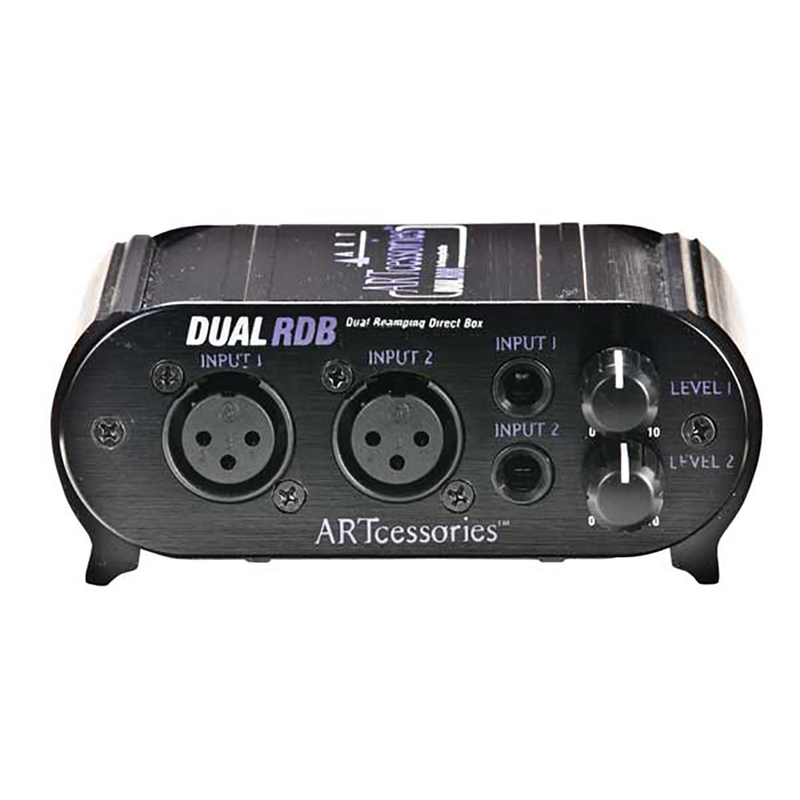 ART Pro Audio Dual RDB Re-Amping Direct Box