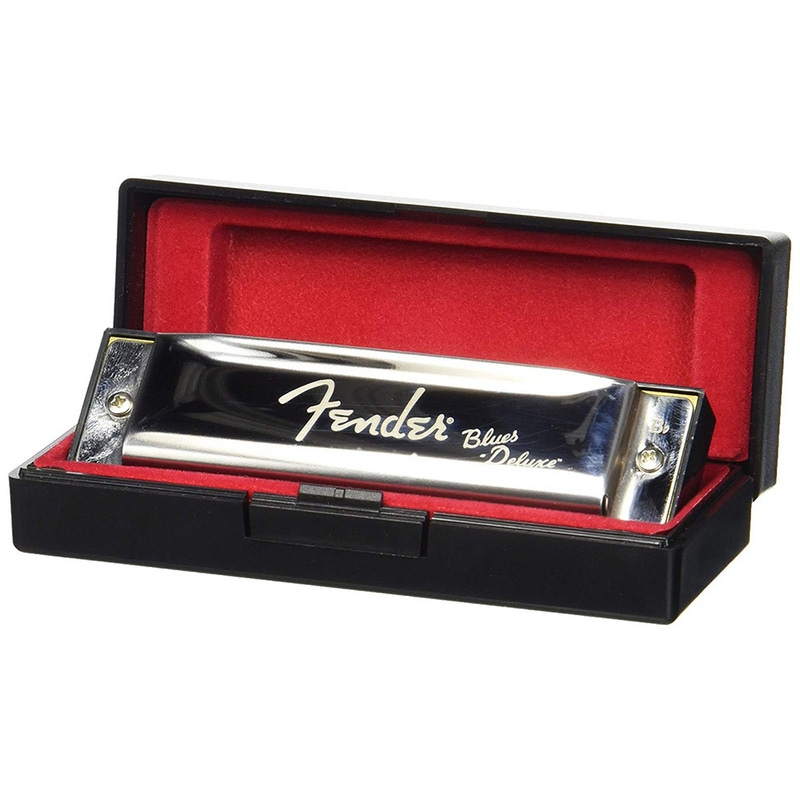 pitbull audio fender hot rod deluxe harmonica key of bb chrome. Black Bedroom Furniture Sets. Home Design Ideas