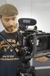 Rode VMP-R VideoMic Pro On-Camera Shotgun Microphone with Rycote Lyre Suspension Mount