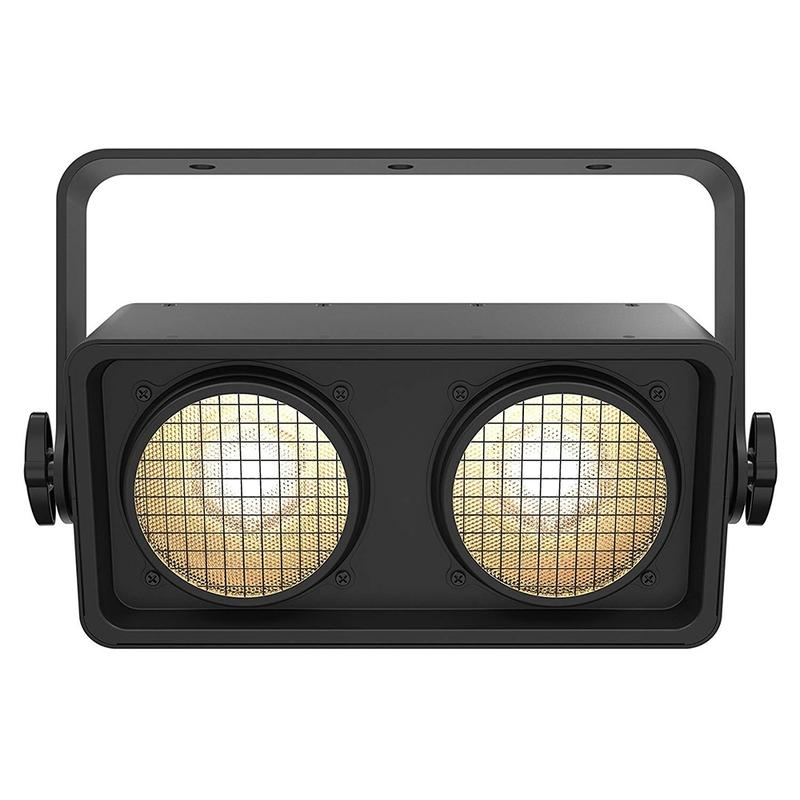 Chauvet DJ Shocker 2 Dual Zone Blinder Light with Warm White 85-Watt COB LEDs