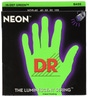 DR Strings NGB-40 K3 Neon Hi-Def Green Lite Electric Bass Strings (40-100)