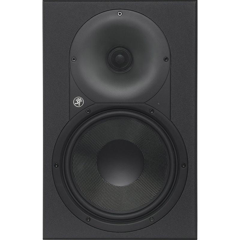 "Mackie XR824 8"" 2-Way Active Professional Studio Monitor"