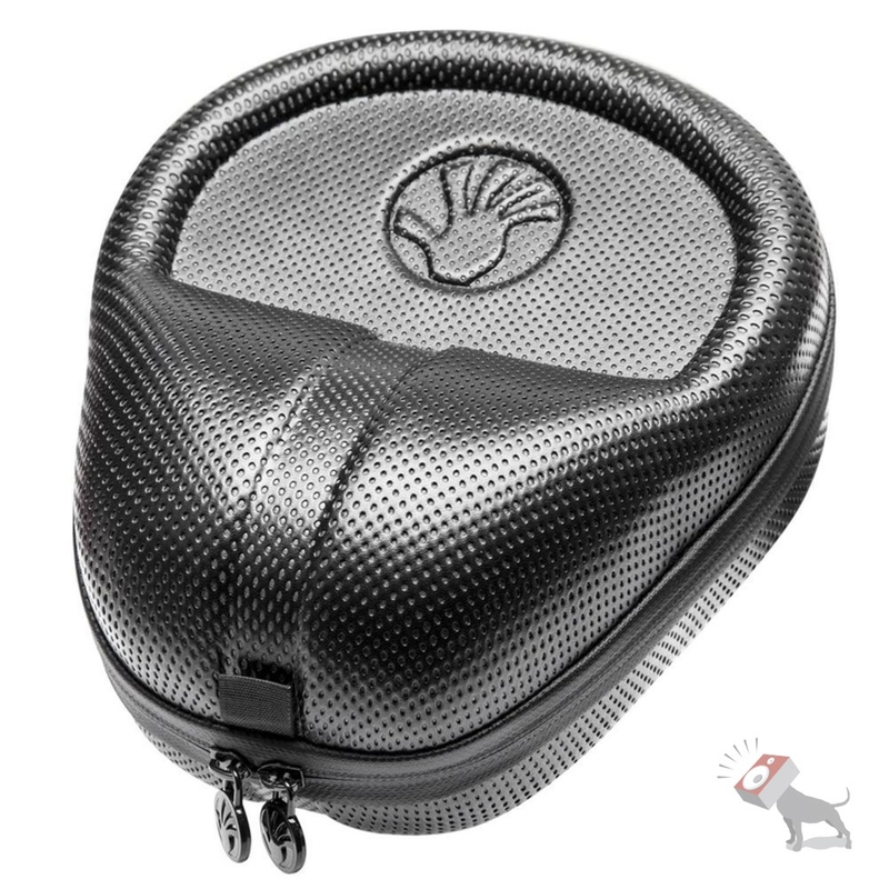 Slappa HP07 Ultra Professional Soft Lined Hard Dj Headphone Case