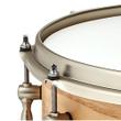 Crush Drums 14x6 Multi Species Maple Mahogany Ash Birch Wenge Snare Drum