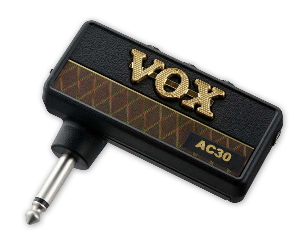Vox AP-AC amPlug Headphone Guitar Amplifier AC30 Portable Practice Amp APAC