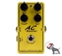 Xotic Effects USA AC Booster Overdrive Guitar Effects Pedal