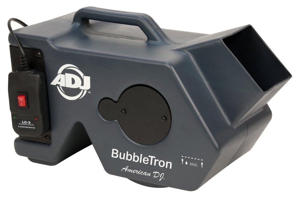 American DJ ADJ BUB773 Bubbletron Molded Plastic Bubble Machine