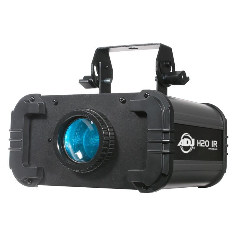American DJ H2O-IR 12W LED Simulated Water Flow Effect
