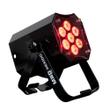 ADJ American DJ MOD HEX100 Modular Series LED Par Can, 7x15-Watt RGBWA+UV
