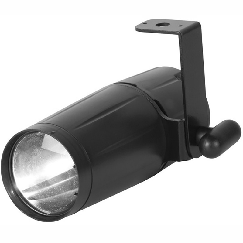 ADJ American DJ PIN222 Pinspot LED II 3W White LED Lighting Effect