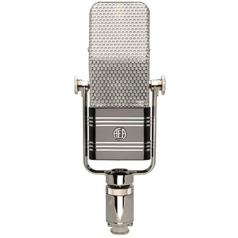 AEA R44C Museum-Quality Reproduction Ribbon Microphone w/ Original RCA Ribbon Stock