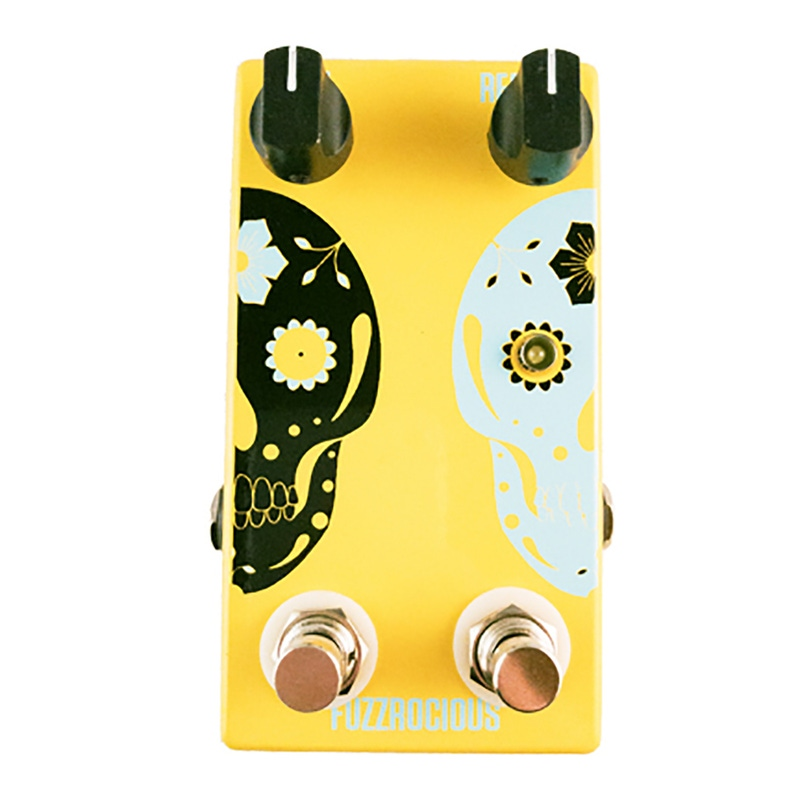 Fuzzrocious Pedals Afterlife V2 Reverb Pedal w/ Effects Loop