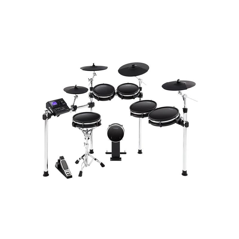 Alesis DM10 MKII Pro Kit - Premium 10-Piece Electronic Drum Kit with Mesh Heads