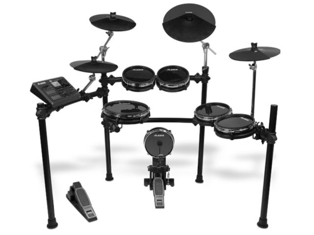 Alesis DM10 Studio Kit Professional Six-Piece Electronic Drum Kit