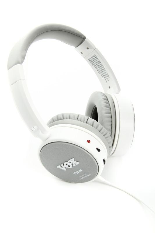 Vox amPhones Active Guitar Headphones Twin