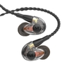 Westone AM PRO 10 Single-Driver In-Ear Monitor Earphones with Passive Ambience - Clear/Black