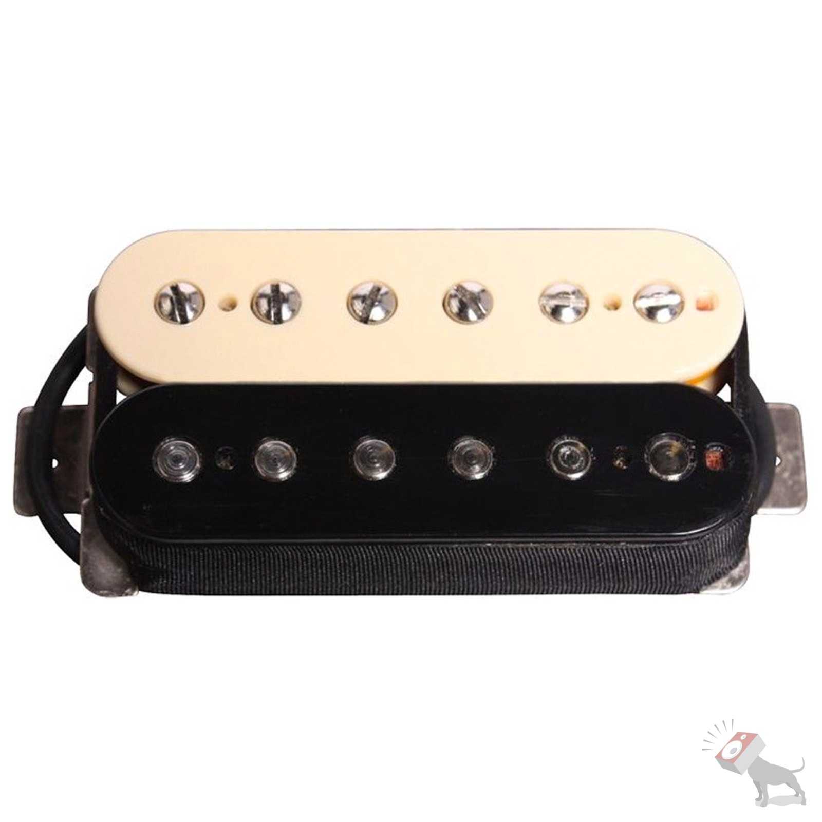 seymour duncan aph1b alnico ii pro humbucker bridge guitar pickup zebra 1110405z ebay. Black Bedroom Furniture Sets. Home Design Ideas